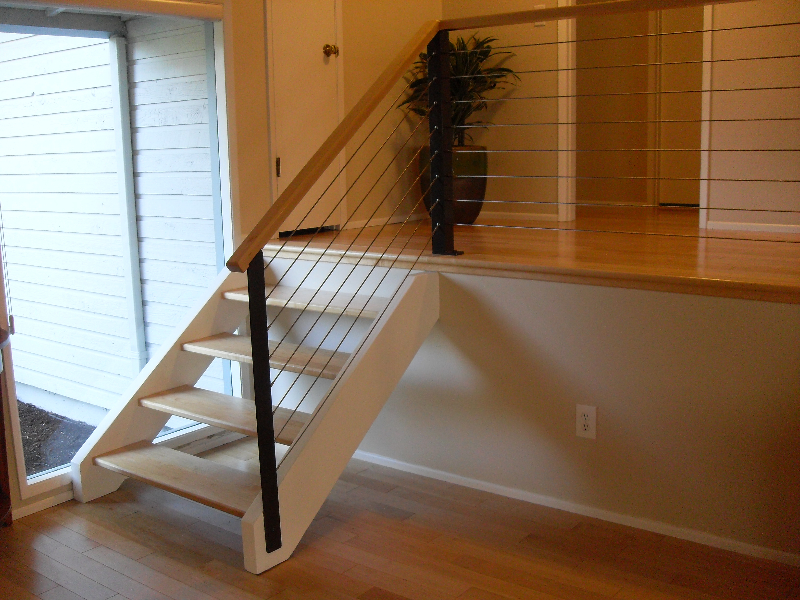 01 Contemporary  Stair Systems