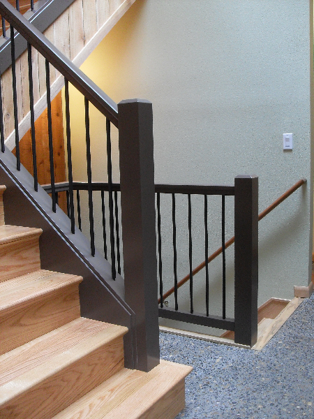 08 Contemporary  Stair Systems