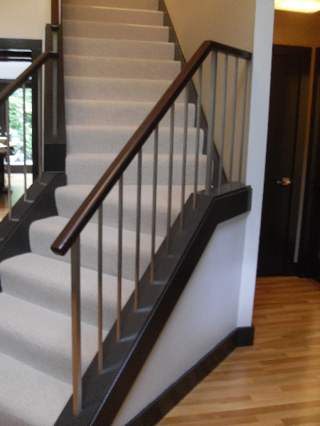 10  Contemporary  Stair Systems