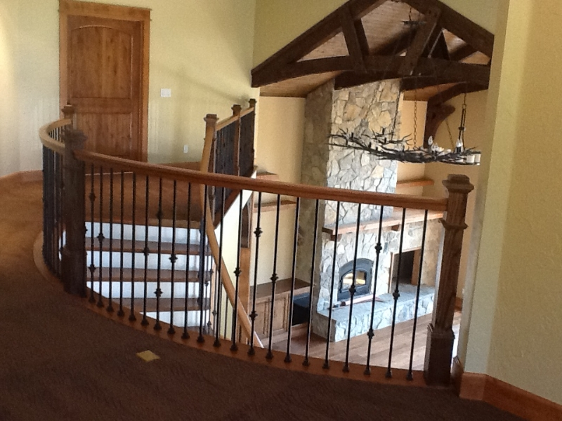 34 Curved or Radius Stairs