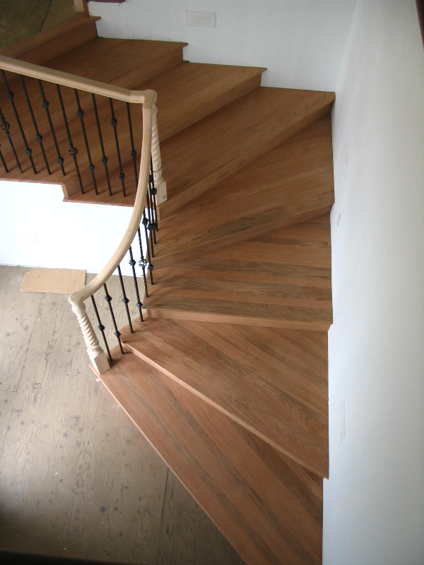 31 Curved or Radius Stairs