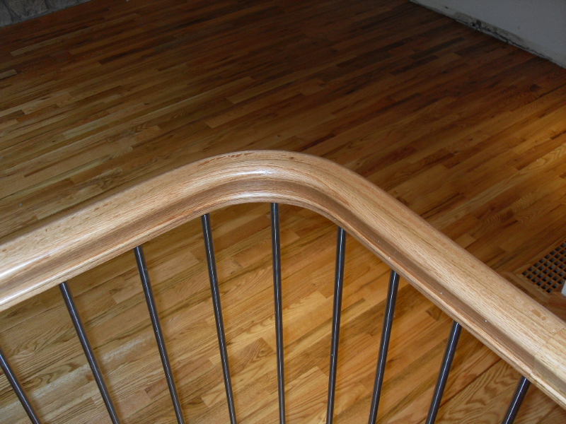 24 Curved or Radius Stairs