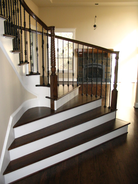 05 Curved or Radius Stairs