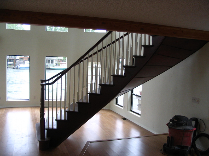 04 Curved or Radius Stairs