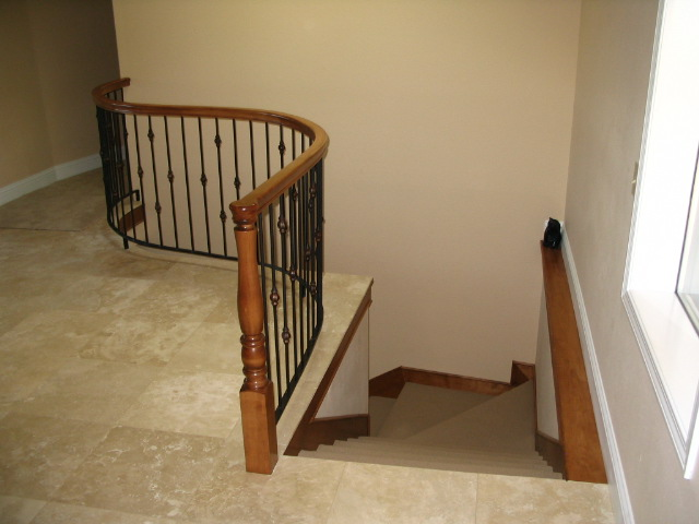 15 Curved or Radius Stairs