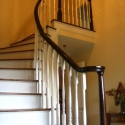 26 Curved or Radius Stairs