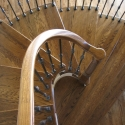10 Curved or Radius Stairs