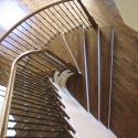 12 Curved or Radius Stairs