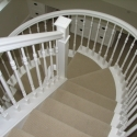 20 Curved or Radius Stairs