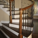 13 Curved or Radius Stairs