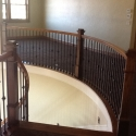 35 Curved or Radius Stairs