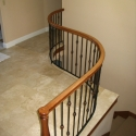 14 Curved or Radius Stairs
