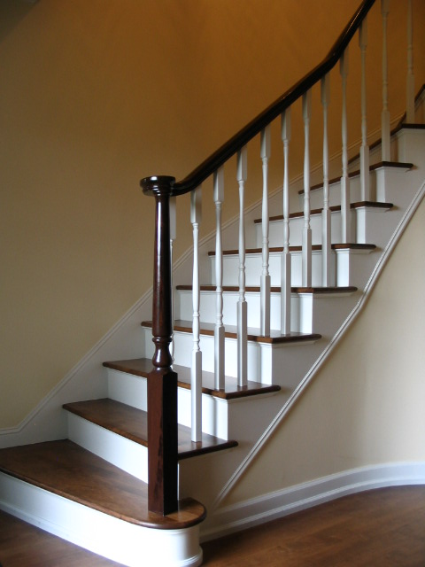 27 Curved or Radius Stairs