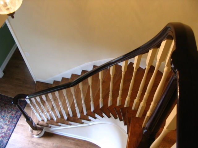 28 Curved or Radius Stairs