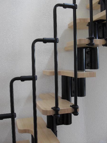 7 Loft stairs