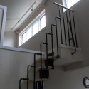 4 Loft stairs