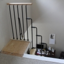 6 Loft stairs