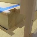 04 Removable basement handrail