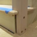 05 Removable basement handrail
