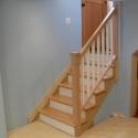 06 Removable basement handrail