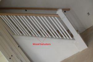 Wood Balusters