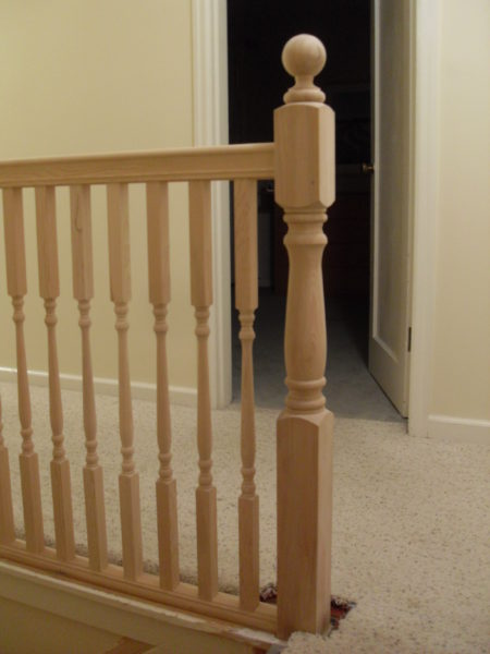 Square-Top Baluster | Portland Stair Company