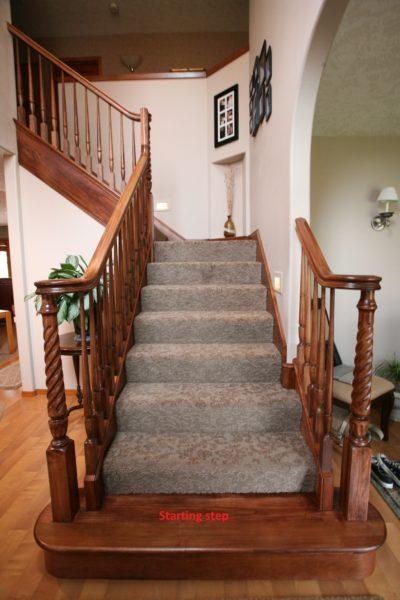 Starter Step Portland Stair Company