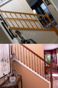 Baluster Replacement photos