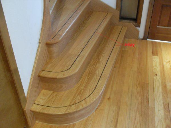 Inlay Portland Stair Company